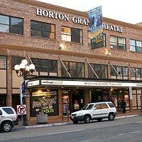 Horton Grand Theatre in downtown San Diego