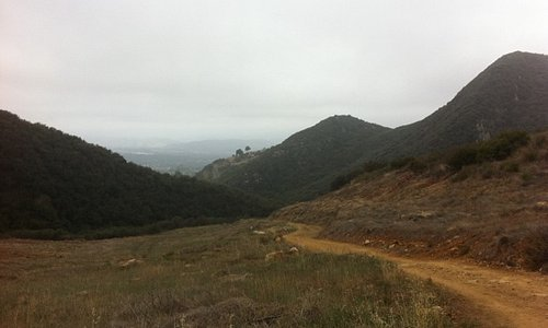 Pratt and firebreak trails