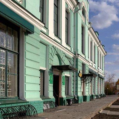 Музей изобразительных искусств имени М.А. Врубеля