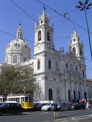 Lapa basilica