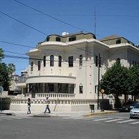 Museo de la Memoria, Rosario, fachada ppal