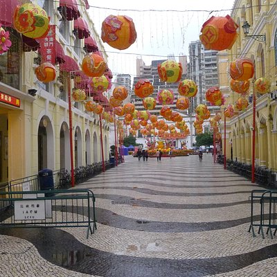Senado Square - Chinese New Year