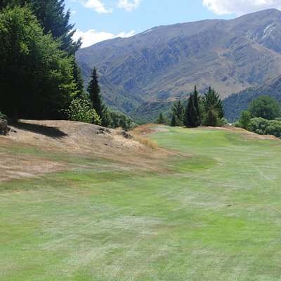 Arrowtown Golf Course View