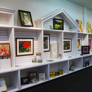 Woodlands Art League Gallery
