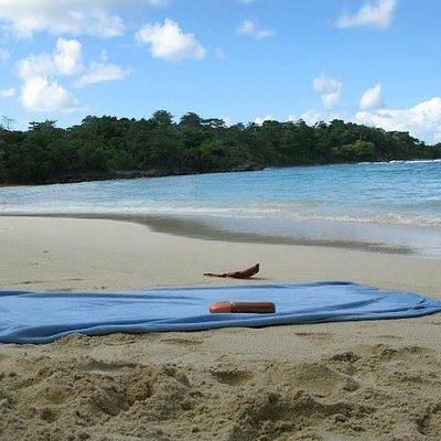 Winnifred Beach Dec 2011