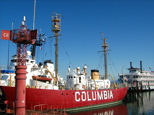 Lightship Columbia