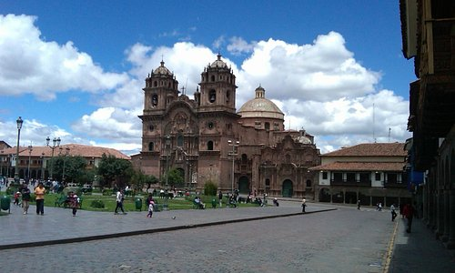 Old Town, Cusco