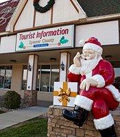 Spencer County Visitors Bureau in Santa Claus, Ind.