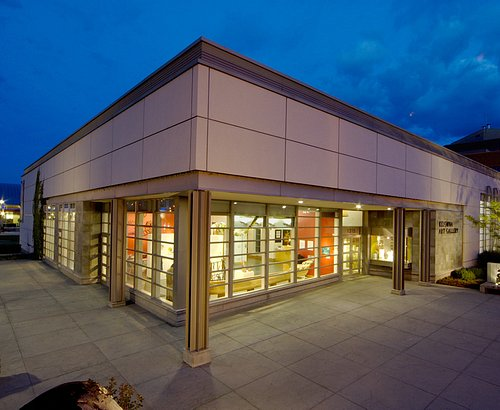 Kelowna Art Gallery - exterior shot