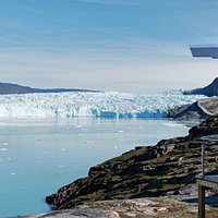 Ice Camp Eqi - Eco Lodge at the calving glacier
