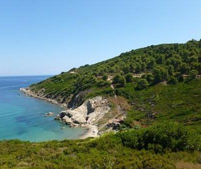 Krifi Ammos - Hidden Beach July 2011