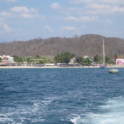 La Bahia de la Santa Cruz, una de las 7 bahias mas importantes