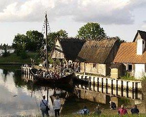 Middelaldercentret havn