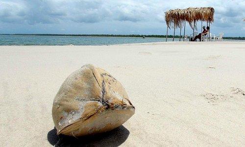 Praia de Castelhanos, Ilha de Boipeba