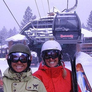 Happy Skiers!