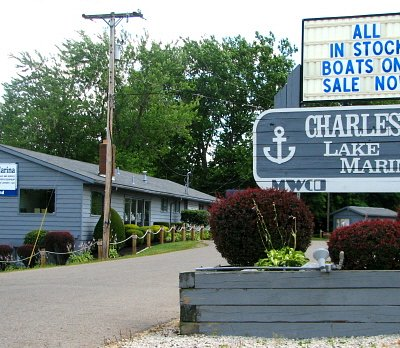 Charles Mill Marina