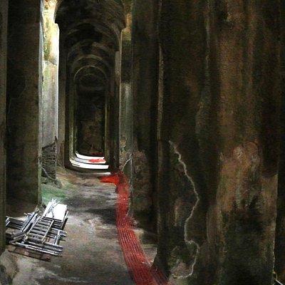 Colonnato della Piscina