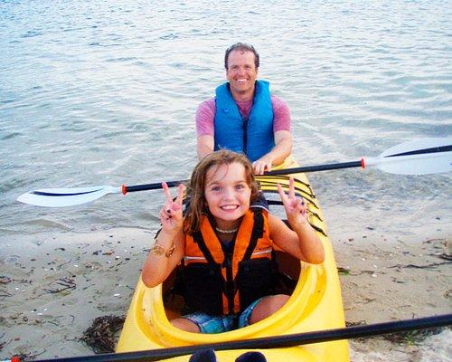 Family Kayak Tours