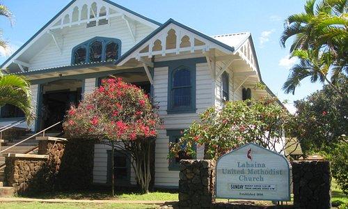 Lahaina United Methodist Church
