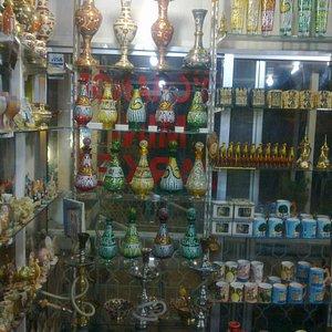 Mussa Spring Gift Shop