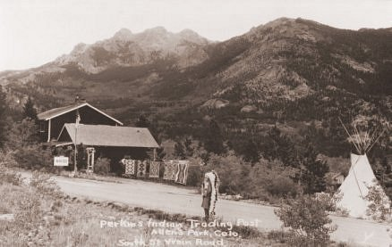 Eagle Plume's c. 1934