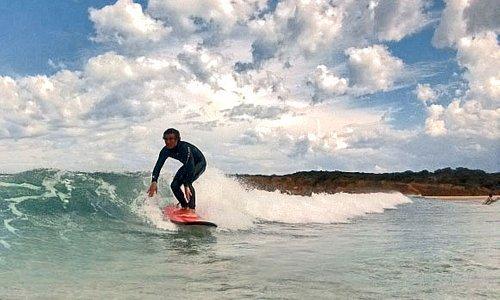 Surfer - Torquay Beach