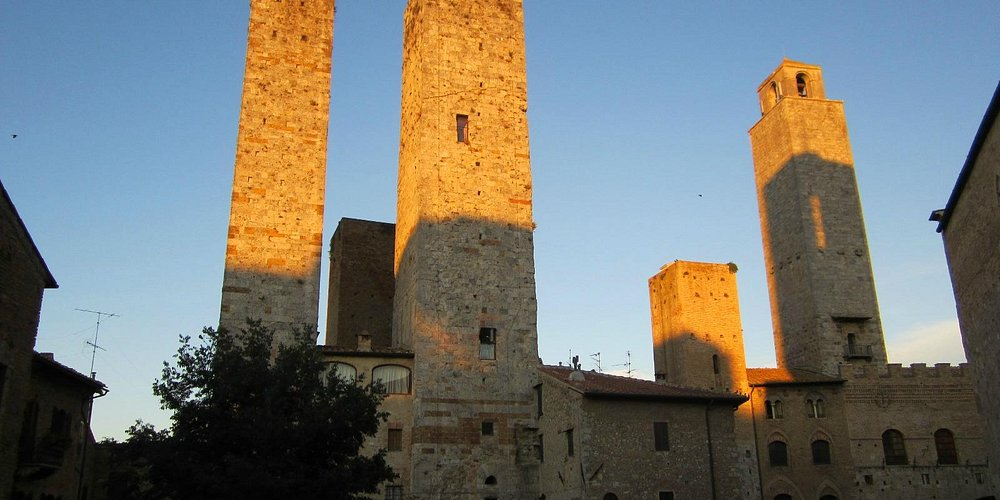 Towers in San Gimignano