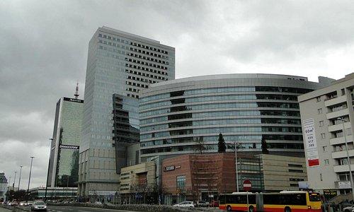 Zlote Tarasy Shopping Center