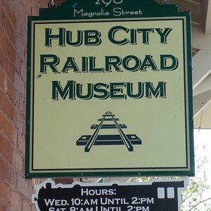 Hub City Railroad Museum