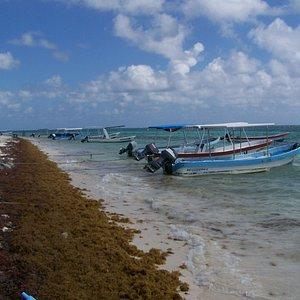 Bateaux de pêcheurs