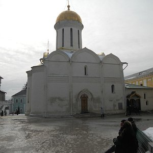 Monastery of St. Sergius: Trinity Cathedral