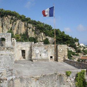 Roquebrune Château Médièval