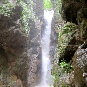 Pam Bok Waterfall