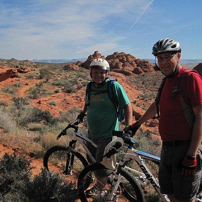 Church Rocks and Prospector Trails