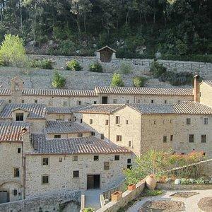 Celle of St Francis, outside of Cortona