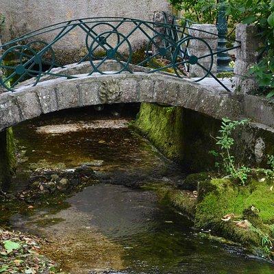 La sorgente del Gorgazzo (affluente della Livenza)