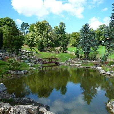 Japanese Garden Avenham Park
