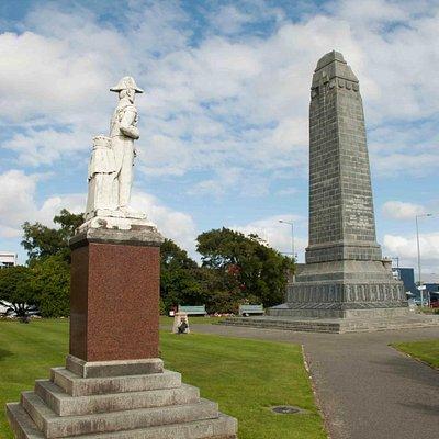A nice monument