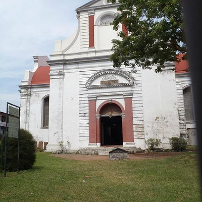Another view of the front facade
