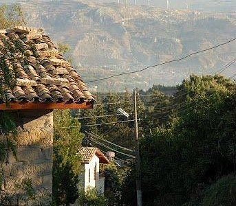 A street from Vakifli Köyü