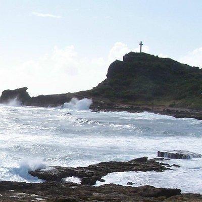 Pointe des chateaux 01/2012