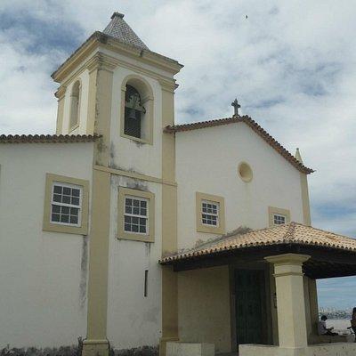 Fuerte Monte Serrat - Iglesia
