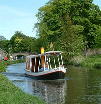 Victora on the Union Canal