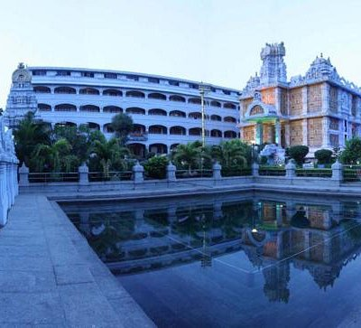 ISKCON Tirupati Building