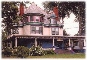 The Christmas House in Elmira, NY