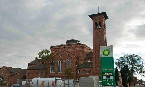 A nice church