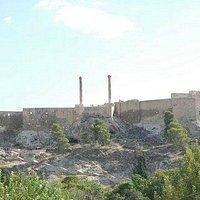 Urfa Castle from Balikli Gol