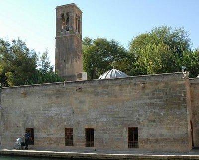 Halil Ul-Rahman Mosque at Balikli Gol