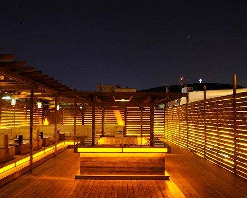 Club Muzique Rooftop Terrace