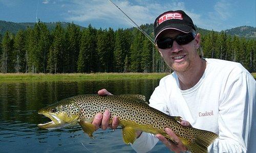 Yellowstone Fishing Guides